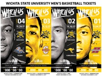WSU Men's Basketball Tickets