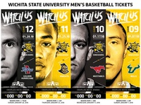 WSU Men's Basketball Tickets Con.