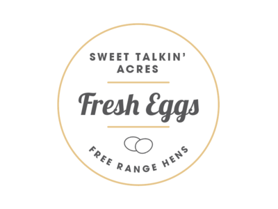 Labels for Eggs