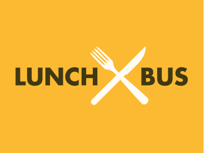 Lunch Bus Logo by Vince Speelman - Dribbble
