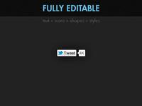 Standard Twitter Share Button