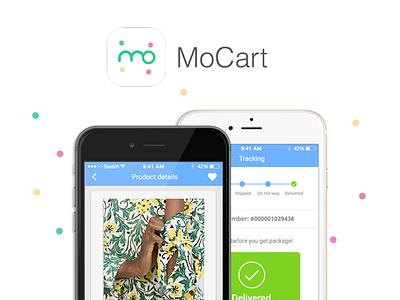 Mocart Quick Shopping App app shopping