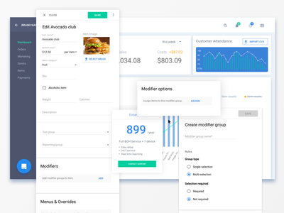 Admin concept form dashboard index admin