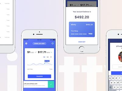 Mintty international money transfer app finance money app