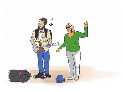 Austin live music livemusic austin illustration
