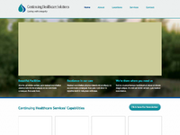 Welcome to continuing healthcare solutions
