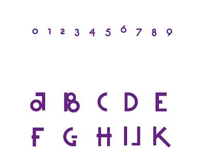 Coda | Free Typeface font typeface futura free typography vector minimal illustration graphic type freebie custom