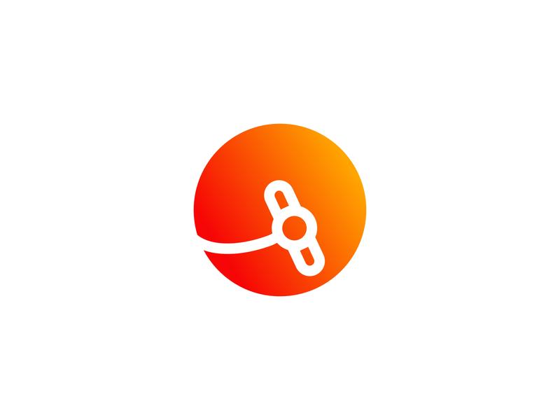 Spacecraft Team icon epfl swiss satellite space branding illustration design flat logotype icon vector logo