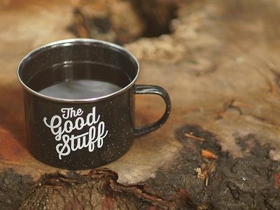 Camping Mug design