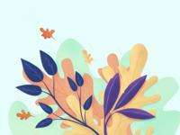 Freak Leaves - autumn