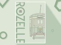 Rozelle Tram