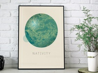 Marble collection - Nativity