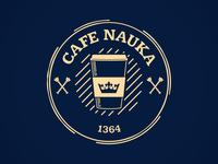 Cafe Nauka - Logo