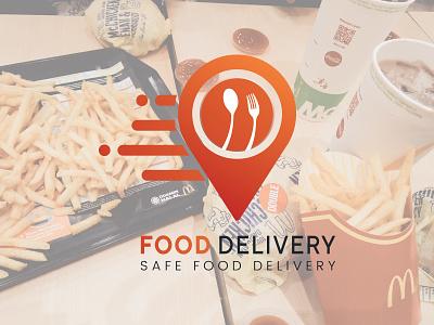 food delivery logo food app restaurent logodesign logos new food