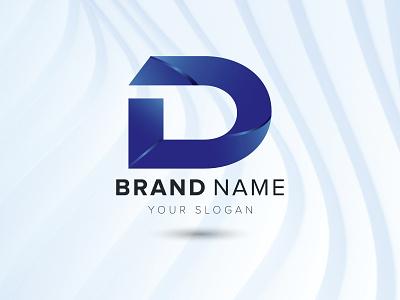 d letter logo logo design logos new logo