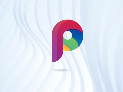 p letter logo letter logo design new logos logo