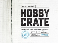 Sports Card Hobby Crate