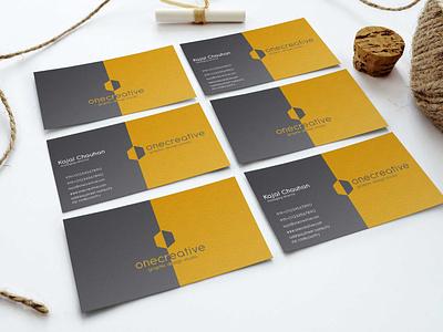 Grid Style Business Card Mockup business ui scale vector logo branding ux illustration design mockup