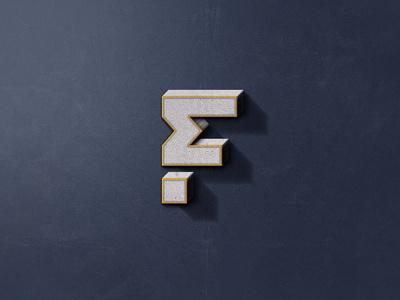 Visual 3D Logo Mockup brand designs business mockups logos logo visual branding illustration design mockup