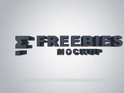 Free Sunshine 3D Logo Mockups designs mockup design business template logo mockup mockups logos sunshine free logo branding design mockup