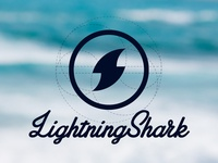 Lightning Shark Logo