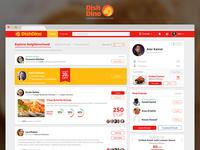 Home Food Social Network