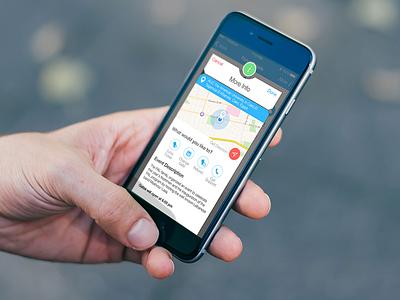 PassApp More Info visual design user interface entertainment navigation ixd userexperience ux ui mobileapp mobile