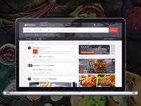 Food Homepage