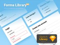 Forma Library v1.0