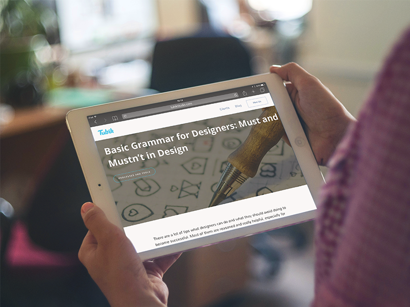 Basic Grammar for Designers design agency design studio app design branding webdesign ukraine graphic design ux ui design