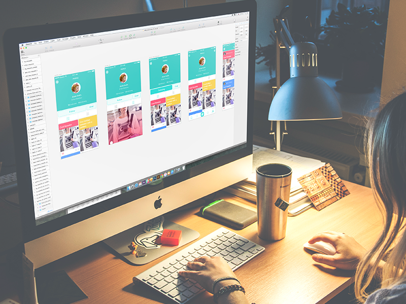 Case Study. Saily UI Design animation illustration graphic design app design user interface motion ukraine design studio design agency ux ui design