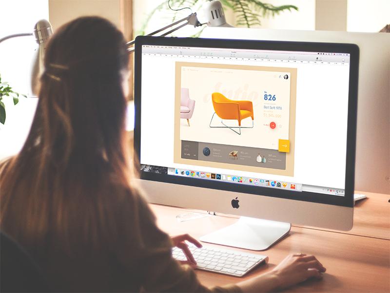 On Behalf of a User ukraine product design interface web app design agency design studio ux ui design
