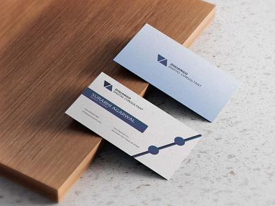 Best Minimal Modern Business Cards branding designs card business business cards modern minimal best design web free psd download mockup