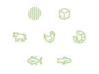 Protein Icons
