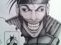 Superhero Mashup: Gambit Meets Joker