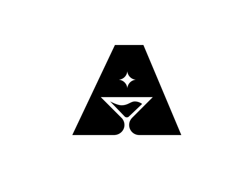 Alphabet A - 1/36 Days of Type typography art typography logo typographic typo logotype logos 36 days of type lettering 36daysoftype07 36daysoftype 36days logodesign typography