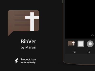 Bibver - Material Design Icon