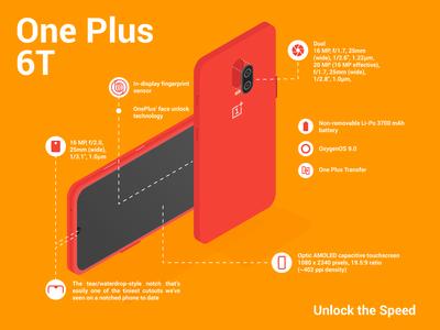 One Plus 6t - Unlock the speed