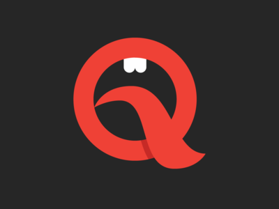 Q Tongue  - Logo