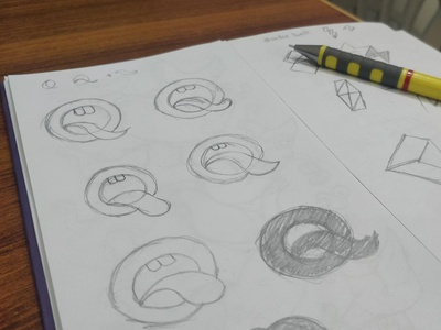 Sketches - Logo Design