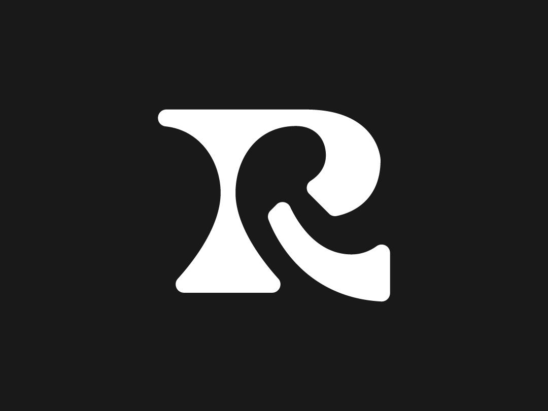 R Type - Logo Design logo 30dayschallenge typography monogram icon logodesign design graphic designer samy graphicdesigner graphicdeginlife illustartor branding trending letter letters challenge alphabets arrow