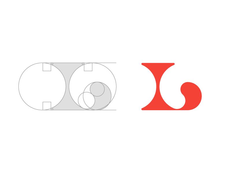L Type - Logo Design logo 30dayschallenge typography monogram icon logodesign design graphic designer samy graphicdesigner graphicdeginlife illustartor branding trending letter letters challenge alphabets arrow