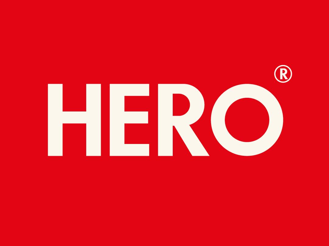Hero - Logo Design logo 30dayschallenge typography monogram icon logodesign design graphic designer samy graphicdesigner graphicdeginlife illustartor branding trending letter letters challenge alphabets arrow