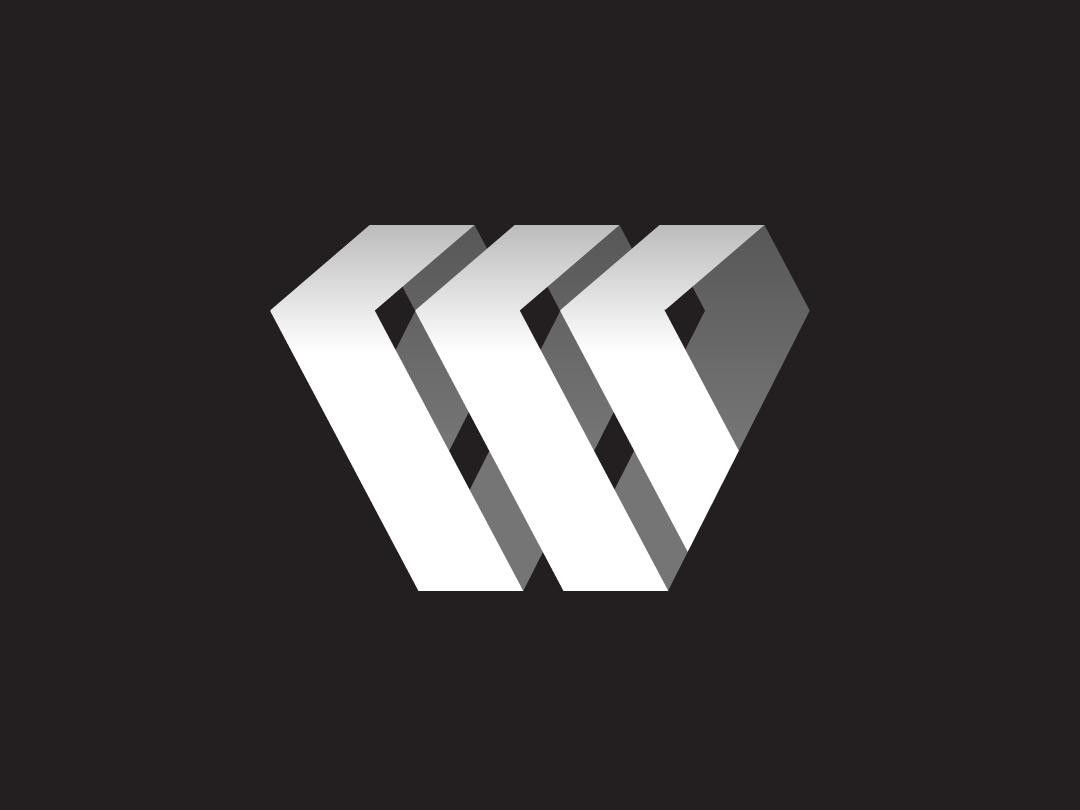 Alphabet W Logo Design By Samy On Dribbble
