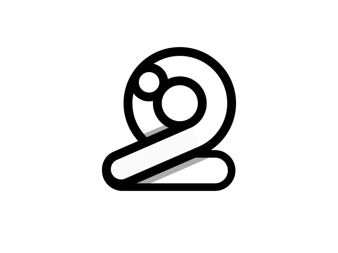 Number 2 - Logo Design arrow alphabets challenge letters letter trending branding illustartor graphicdeginlife graphicdesigner samy designer graphic design logodesign icon monogram typography 30dayschallenge logo