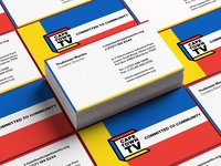Cape Town TV Cards
