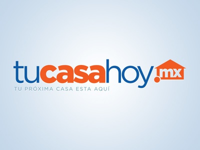 TuCasaHoy.MX branding wordpress ui web design