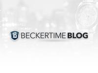 BeckerTime BLOG