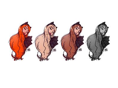 catwoman catwoman dccomics design portrait illustration portrait illustration digital art character design character creation character
