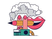 Smoking And Creativity